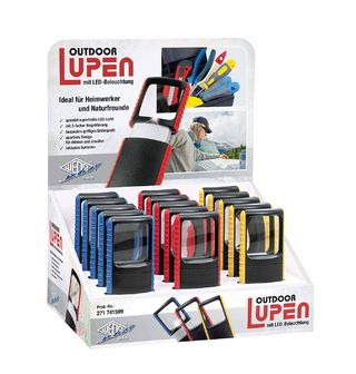 Lupen Outdoor Display