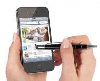 Touch Pen Mini 2-in-1
